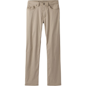 "Prana Brion Pants 32"" Inseam Men dark khaki"